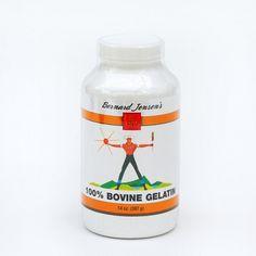 14 oz GELATIN POWDER - 100 BOVINE