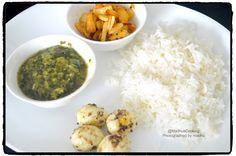 Madhu's Cooking And Craft: Keerai Masiyal
