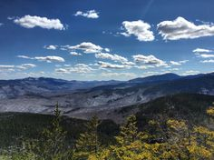 Summit of Shelburne Moriah Mountain New Hampshire 4/14/17 (Baldfaces left Carter Dome right) #hiking #camping #outdoors #nature #travel #backpacking #adventure #marmot #outdoor #mountains #photography