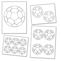 Soccer Writing Template Writing Template, free to download
