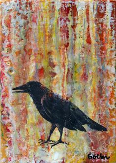 Raven Native IV by Carrie Goller. #ugallery