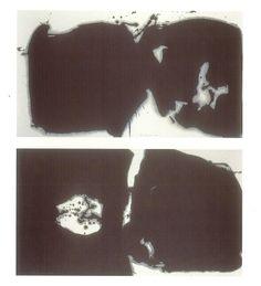 """""""Sombras y ritos"""" exposición de Óscar Lagunas en la Fundación Antonio Pérez Cuenca 2001 #FundacionAntonioPerez #Cuenca #OscarLagunas"""