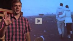 Living with a spouse who has a mental disorder is not easy, Mark Lukach can tell you that. But if you don't believe that things happen for a reason, watch the first four minutes of his speech and then see what happens.