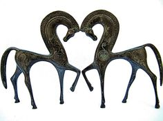 Horse Sculpture from Ancient Greece, Bronze Greek Sculpture , metal on Etsy, $86.02 AUD