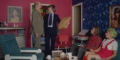 A Clockwork Orange - 1971 (Cinematographer: John Alcott)
