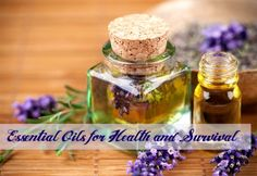 Essential Oils for H
