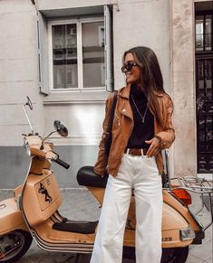 Casual Fall Outfits, Spring Outfits, Trendy Outfits, Look Fashion, Autumn Fashion, High Fashion, Winter Looks, Mode City, Mode Outfits