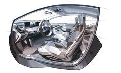 car interior design sketches - Google Search