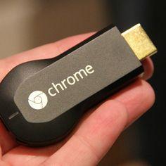 Hands on With Google Chromecast