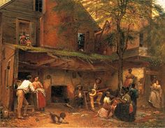 The Athenaeum - Life in the South (Eastman Johnson - )
