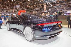 Giugiaro Gea 2015 4x4 electro 570 Kw