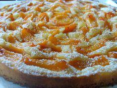 Rêves de Gourmandises: Tarte aux Abricots sur Fond d'Amande                                                                                                                                                     Plus
