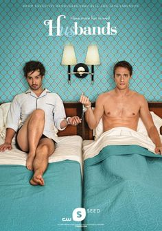 Reel Charlie's review of Husbands s3 on CW Seed.