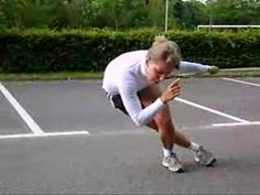 Strength training for skating using Technicords