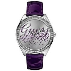 Guess Women's Watch U85129L4 GUESS. $109.97. 10 Meters / 30 Feet / 1 ATM Water Resistant. Quartz Movement. Mineral Crystal. 45mm Case Diameter