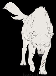 Ghost, mate of Spirit, father of White Fang. He is the leader, brother is Zero, his rival. Kind, protective, fierce, and wise.