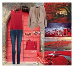 """""""Just Autumn"""" by oksana-kolesnyk ❤ liked on Polyvore featuring National Geographic Home, Paige Denim, New Look, Victoria's Secret, Ultimate, NOVICA, KG Kurt Geiger, Casetify, M&Co and Elizabeth Arden"""