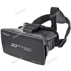 "3D01B 3D Glasses Universal Google Virtual Reality Helmet 3D Video Glasses f 4.7~6 "" Smartphones ETADG-402637"