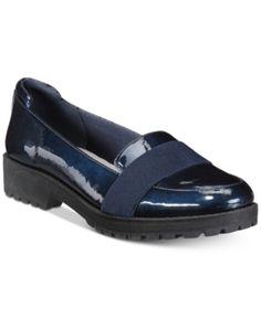 320a5d64539 Anne Klein Sport Beyond Loafers - Black 5M