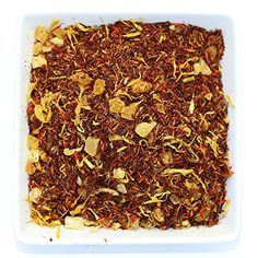 Mango n Friends  Fruity  Rooibos  Herbal Loose Leaf Tea  Caffeine Free 8oz  220g -- Click on the image for additional details. Note: It's an affiliate link to Amazon.