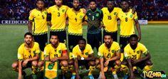 Imágenes de la selección Jamaica 2016