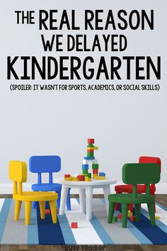 Reasons why a former teacher chose to delay kindergarten for her child. A look at present day Kindergarten practices and future impact on children. Kindergarten Registration, Kids Fever, Baby Massage, Be My Baby, Baby Boy, Little Doll, Infant Activities, Social Skills, Baby Care