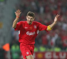 STEVEN GERRARD: YOU KNOW YOU'LL OFTEN STOP AND THINK ABOUT Him! #LFC
