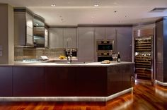 Modern-Kitchen-Design-Ideas.jpg 588×391 pixels. Using lighting in unexpected areas of your kitchen