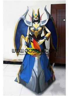 League of Legend Victorious Morgana Cosplay Costume - Cosrea Cosplay Morgana League Of Legends, Arm Guard, Custom Boots, Cosplay Costumes, Victorious, Disney Characters, Pu Leather, Faux Fur, Helmet