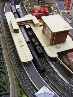 Mevagissey model railway. | Photo CC BY-SA 2.0: Andrew Wilkinson.