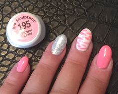 Using Bio Sculpture Gel colour 195 Flower Child from the Happy Hippie collection Spring/Summer 2015