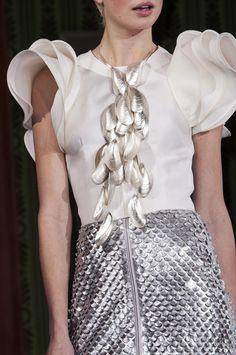 Oscar Carvallo at Couture Spring 2013
