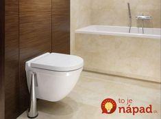 Nestojí ani Euro a do gruntu dá celú kúpeľňu: Aj sprcháč, s ktorým ste to už chceli vzdať je po tomto ako nový! Cleaning, Bathroom, Home Decor, Euro, Top, Bath Room, Homemade Home Decor, Bathrooms, Bath
