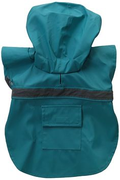 Guardian Gear Brite Rain Jacket for Pets, X-Small, Bluebird * Tried it! Love it! Click the image. (This is an amazon affiliate link. I may earn commission from it)