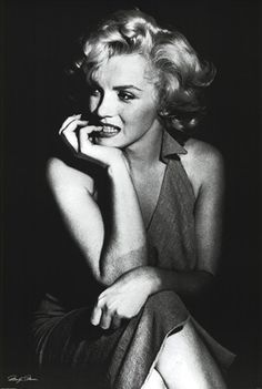 "Marilyn: There seems to be a rediscovery of Marilyn with ""Smash"" and ""My Week with Marilyn"" but she's always been an amazing person."