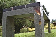 Concrete Furniture From Creo Concrete Studio