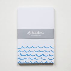 Waves Notepad
