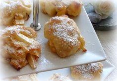 Hallo ihr Lieben....   meine Apfelballen sind mit Weizenmehl gebacken, ihr könnt es natürlich gegen selbst gemahlenes Vollkornmehl e...