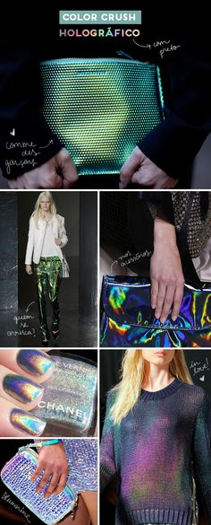 Hologram, Holographic, Glitzy Glam, Space Grunge, Mermaid Outfit, Music Festival Outfits, Hippie Vibes, Dark Photography, Cute Diys