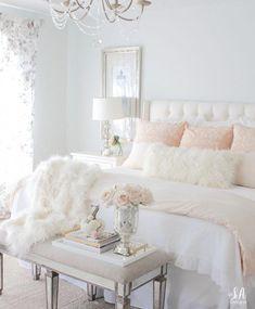 Master Bedroom Updates For Fall & Winter - Summer Adams - Bedroom inspirations - Cute Bedroom Ideas, Room Ideas Bedroom, Home Decor Bedroom, Bedroom Furniture, Bedroom Retreat, Bedroom Plants, Diy Bedroom, Bedroom Inspiration, Furniture Sets