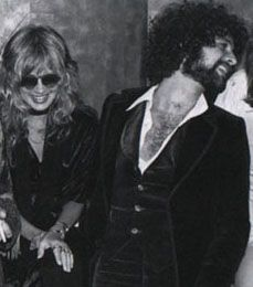 Lindsey and I were as close to married as I'll probably ever be. I took care of him, I cooked for him, I ironed his jeans, I embroidered stars and moons on them, I adored him, I took care of him. ~Stevie Nicks, MTV 1515, 1998
