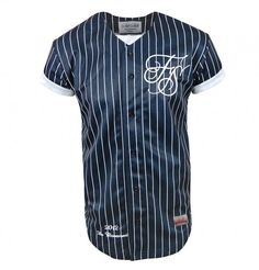 Siksilk Classic Baseball Jersey - Navy (Pre sale will be dispatched between June 25th-28th)