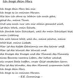 wunderschönes Gedicht =)