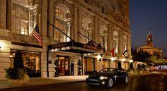 Nashville Hotel, The Hermitage Hotel, Downtown Nashville, TN