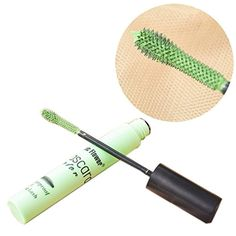 48f9822e66a Hot Cosmetic Makeup Extension Multi Colors Mascara Color Eyelash Waterprrof  Long Curling Eye Lashes Green ** Continue to the product at the image link.