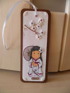 Challenge up your life Bookmarks Kids, Stamp, Diy Projects To Try, Scrapbook Pages, Gift Tags, Card Making, Challenges, Paper Crafts, Cookies