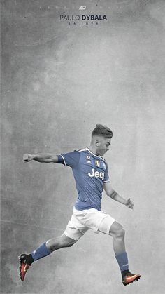 Paulo Dybala La Joya Wallpaper is an Argentine professional footballer who plays as a forward for Italian club Juventus and the Argentina national team