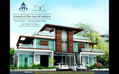 A gamut of luxury, style and ethereal beauty of nature, Viva Pune is an embodiment of style and comfort.Viva Pune offers stylishly designed and spaciously laid out villas and townhouses and independent plots. So come, rediscover life's precious moments at VIVA. And, live life with peace of mind cocooned within a world of luxury.For more details visit :www.krahejacorp.com/properties-in-pune/viva-pirangut