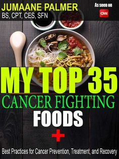My Top 35 Cancer Fighting Foods - ePUB Download for iBooks