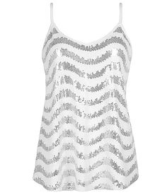 BKE Sequin Tank Top  * another layering top!*
